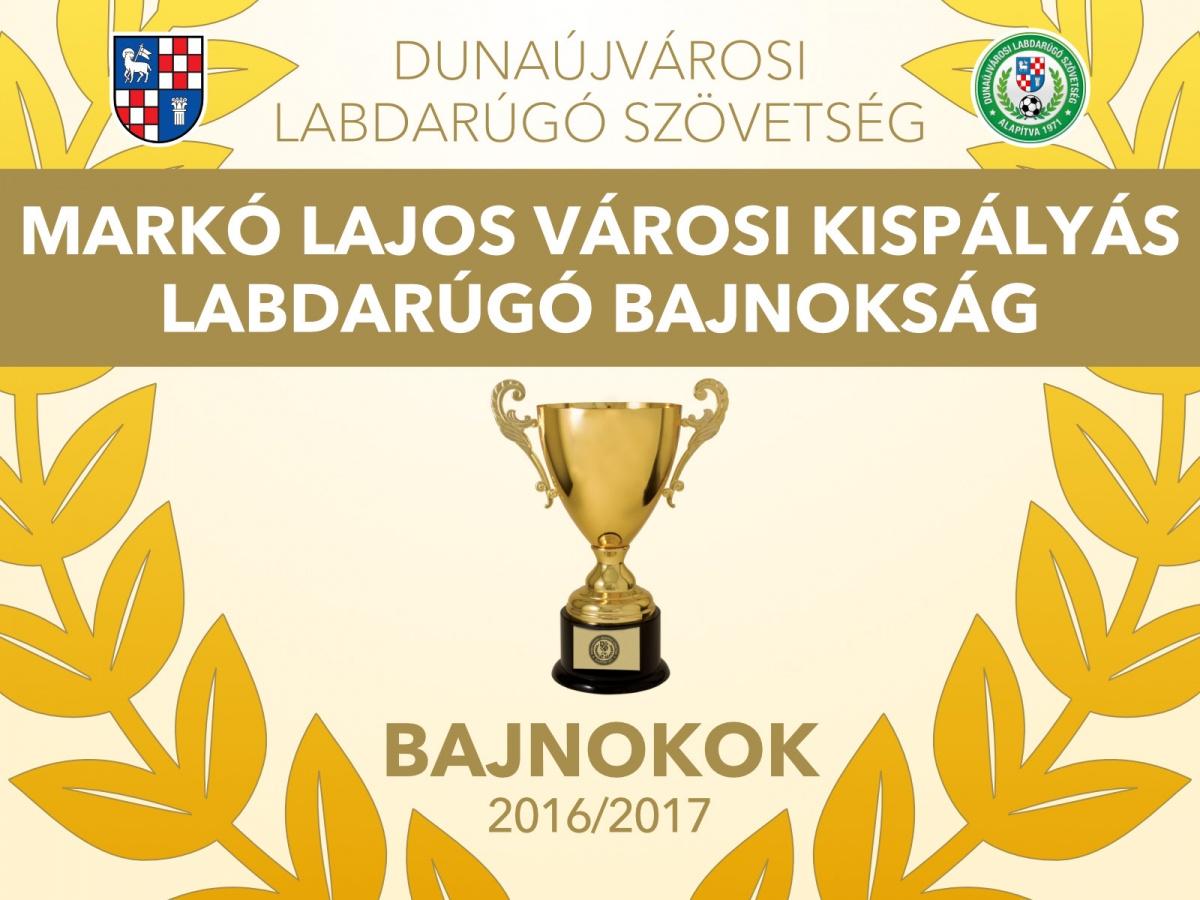 DLSZ 2016/2017 Bajnokai