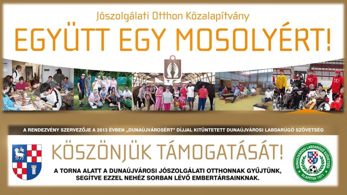 Jótékonysági akció a Carissa kupán: Együtt Egy Mosolyért!