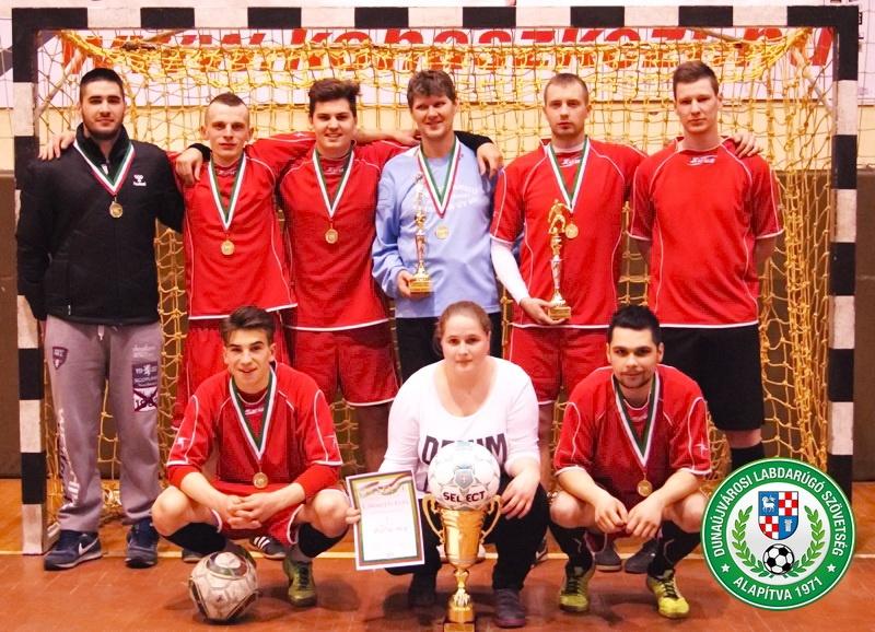 I. Nemzeti Foci Kupa Dunaújvárosban