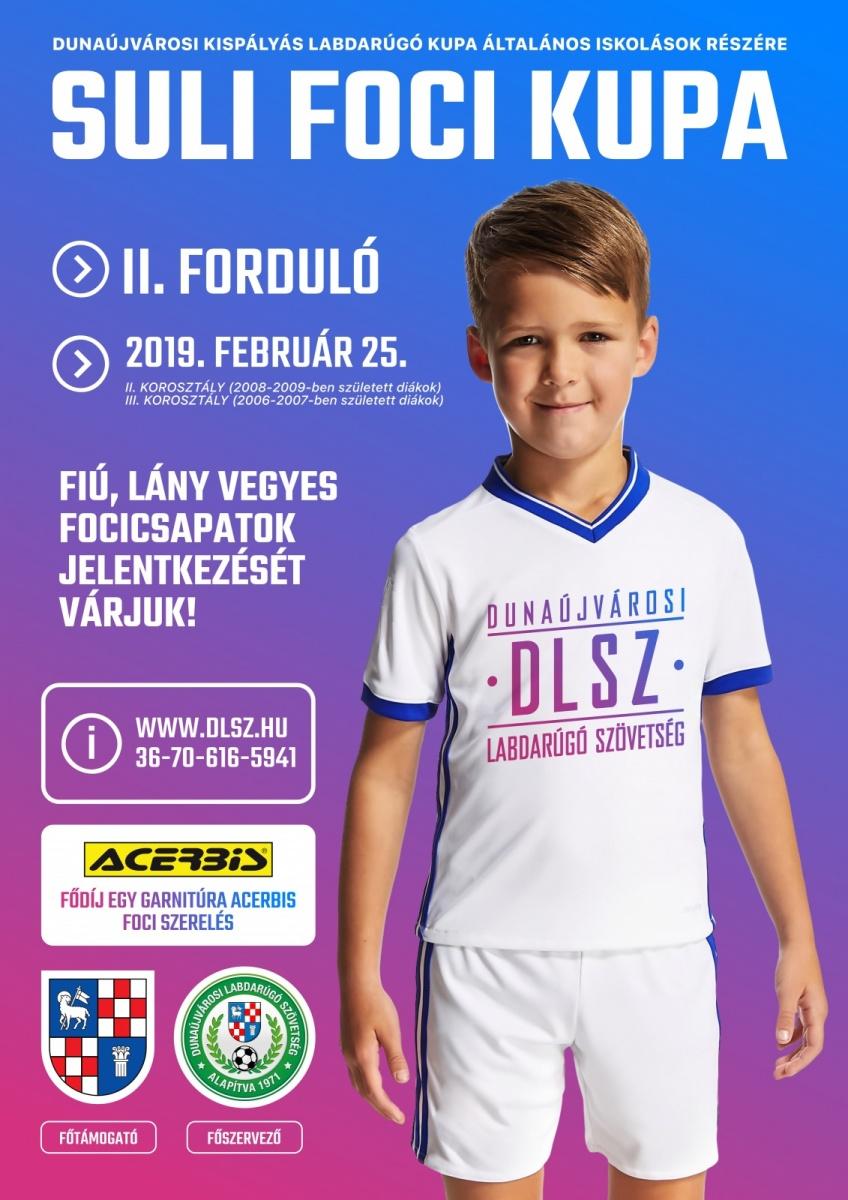 Dunaújvárosi Suli foci kupa