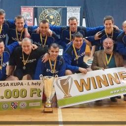 Carissa Kupa 1. hely Döcös
