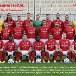 Dunaújváros PASE 2012/2013 tavasz