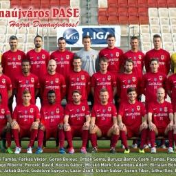 Dunaújváros PASE 2012/2013 ősz