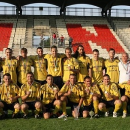 Dunaújváros Bajnok csapat 2011