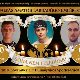 Dunaújvárosi kispályás labdarúgás emléktorna