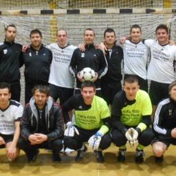 Füredi Panzió 09 foci csapat