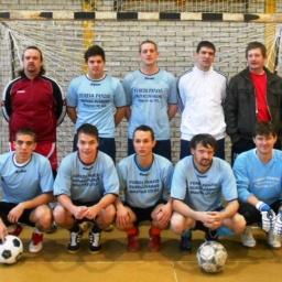 Füredi Panzió 07 foci csapat