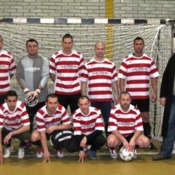 Háromkirályok foci csapat - 3. helyezett