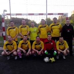 Penarol DLSZ kispályás foci csapat 2016