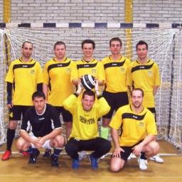 Penarol DLSZ kispályás foci csapat 2012