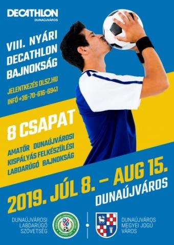 Decathlon Bajnokság Dunaújváros