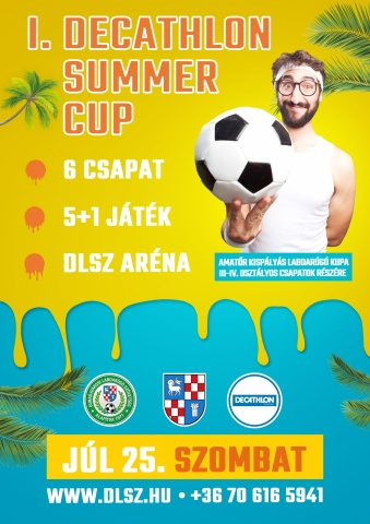Decathlon Summer Cup