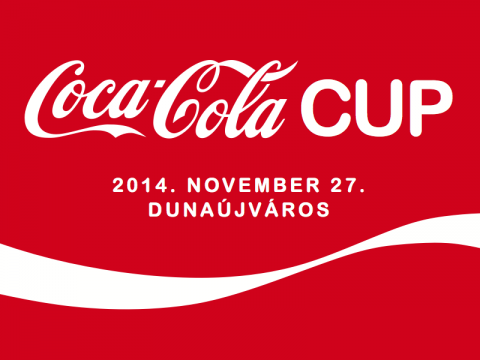 Coca-Cola foci kupa 2014. november 27.