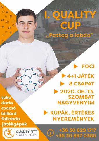 I. Quality Cup