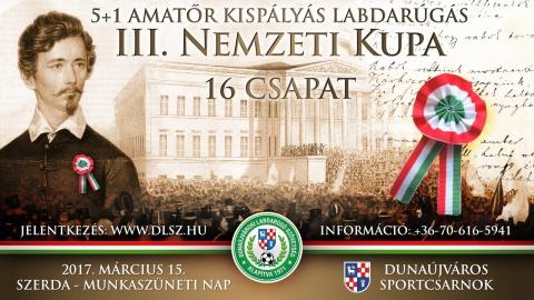 III. Nemzeti Foci Kupa