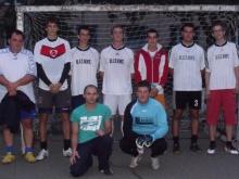 B.W.S.Dunaújváros Kispályás Foci csapat