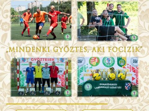 II. Augusztális Foci Kupa 2021 DLSZ