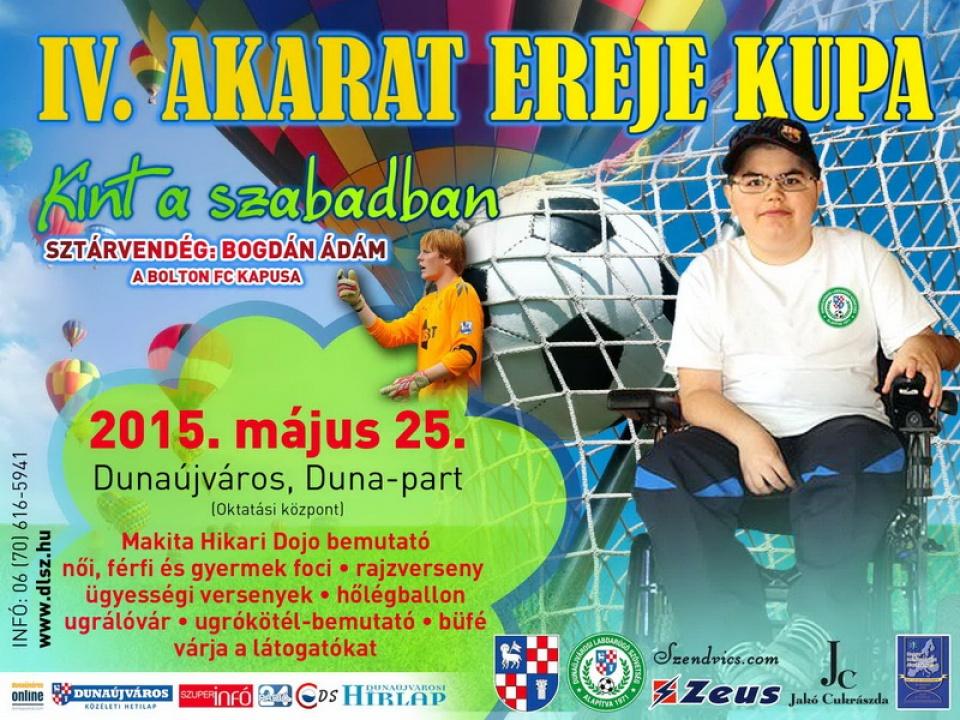 IV. Akarat Ereje Kupa 2015 DLSZ