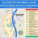 Életmentő Defibirillátor Készülékek Dunaújvárosban Térkép
