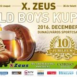 X. Zeus Old Boys Kupa