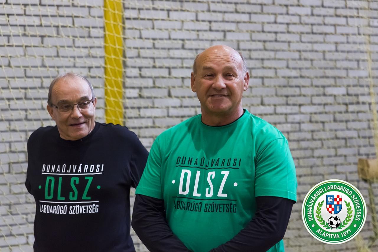 Kalácska András és Mészáros László