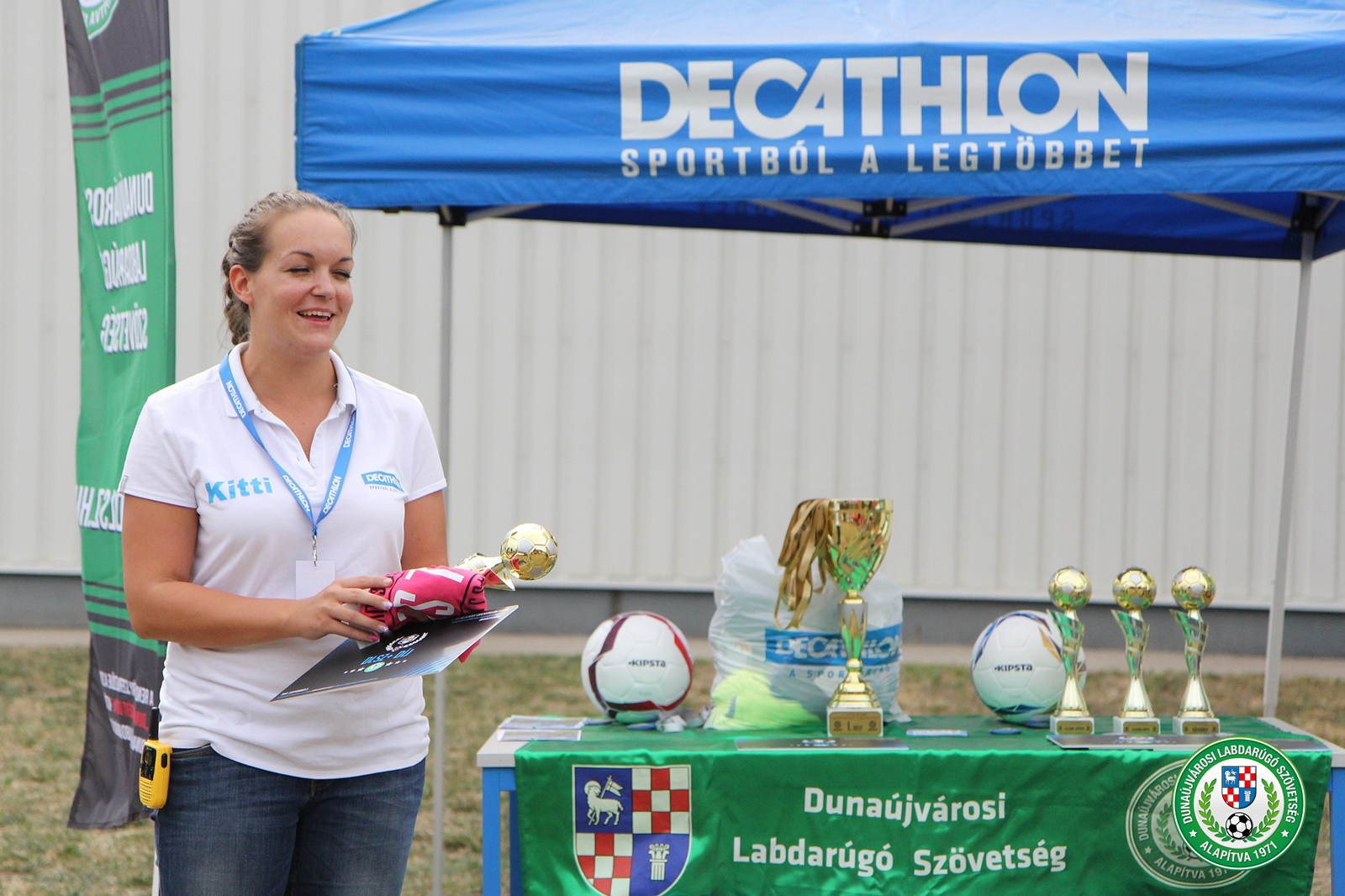 Németh Kitti Decathlon