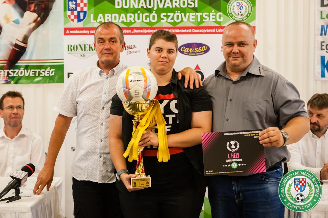 Dunaújváros PASE DLSZ 2017
