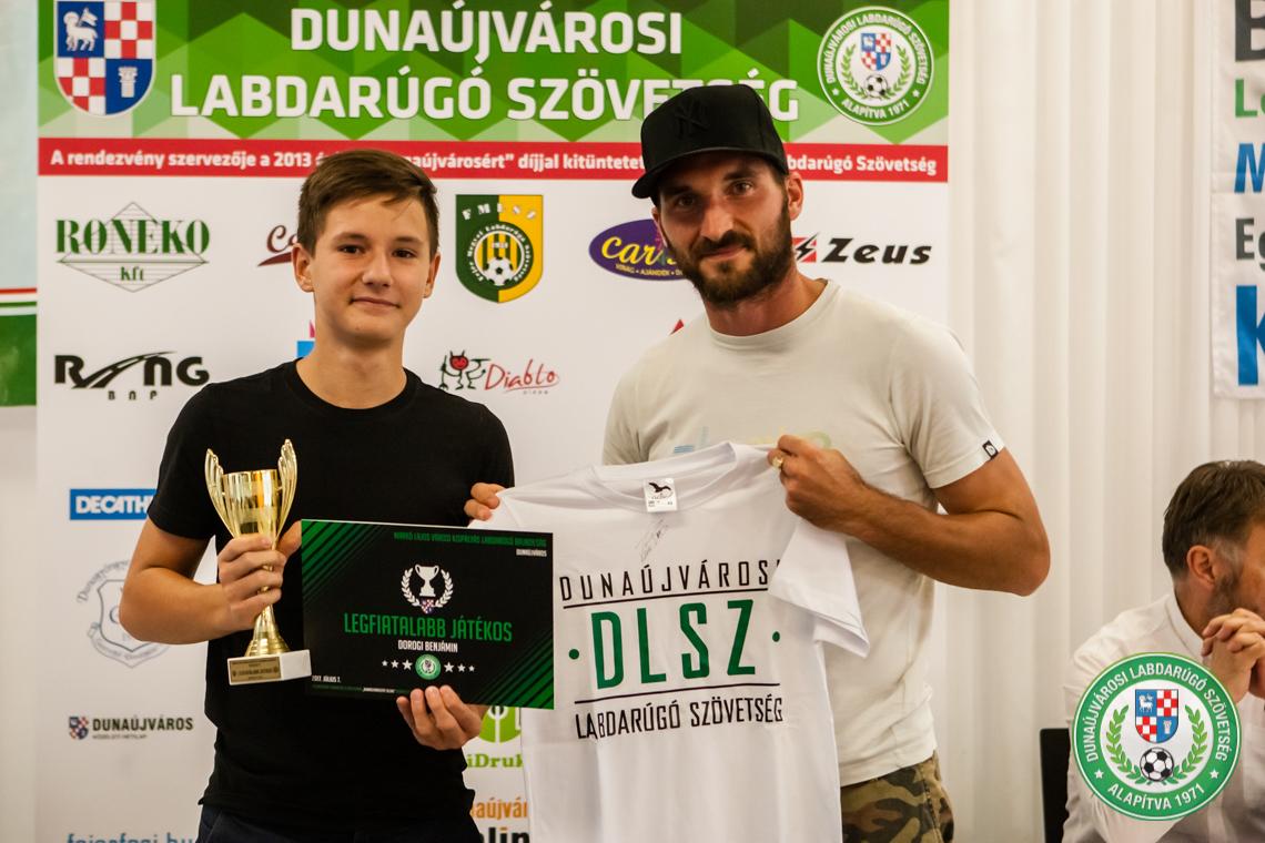 Villám Balázs és Dorogi Benjámin DLSZ 2017