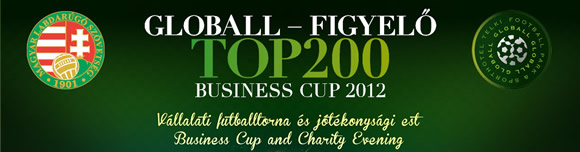 Top 200 Business Cup Hungary 2012