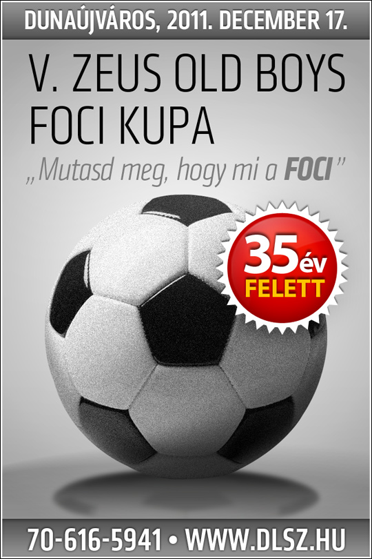 V. Zeus Old Boys Foci Kupa