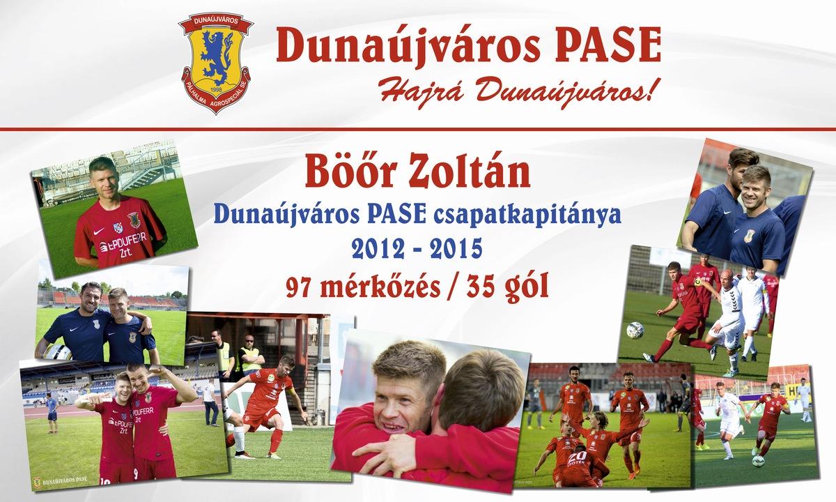 Böőr Zoltán DPASE focista