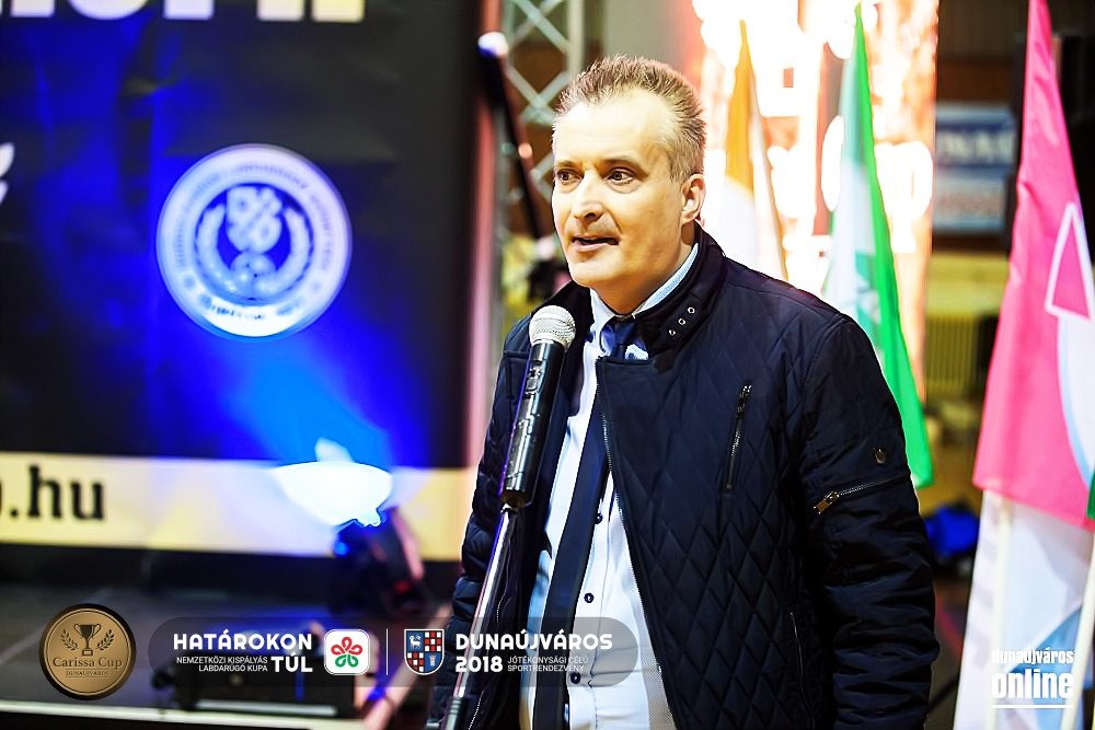Cserna Gábor Polgármester Köszöntője