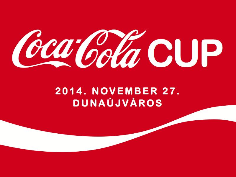Coca-Cola foci kupa 2014. november 27.