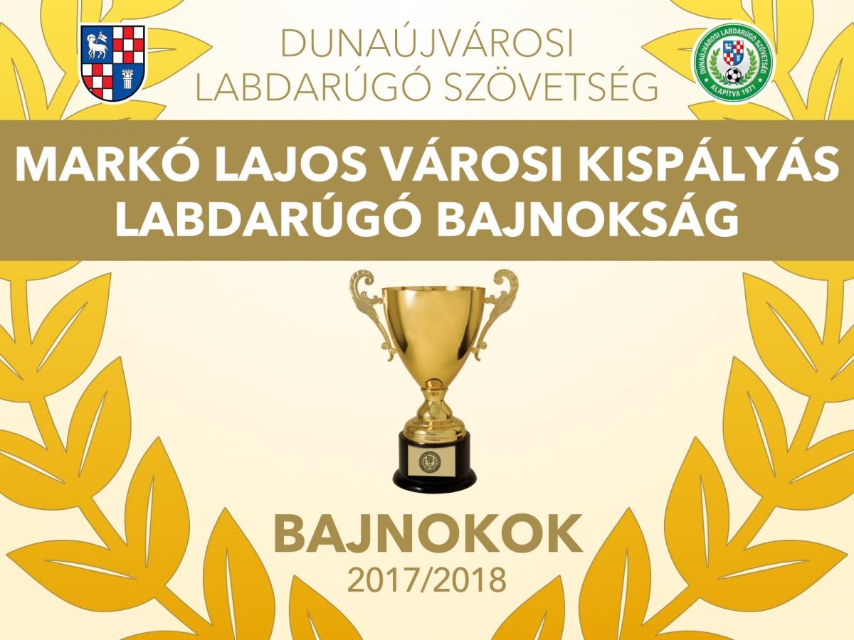 DLSZ 2017/2018 Bajnokai