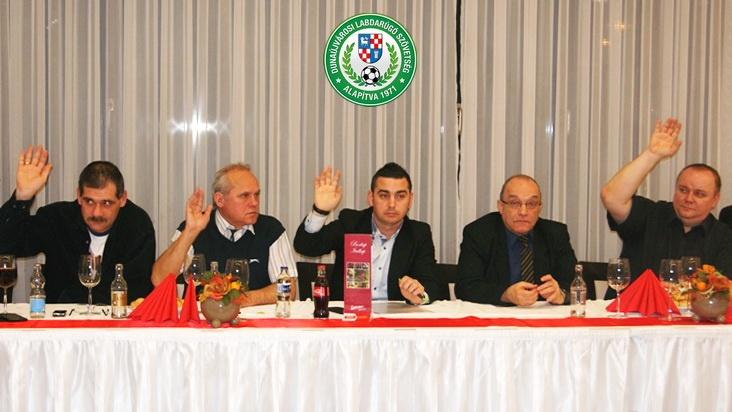 Elnökségi beszámoló és küldöttgyűlés