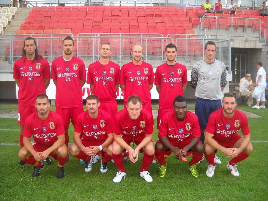 Dunaújváros Pálhalma Agrospeciál Sportegyesület 2012