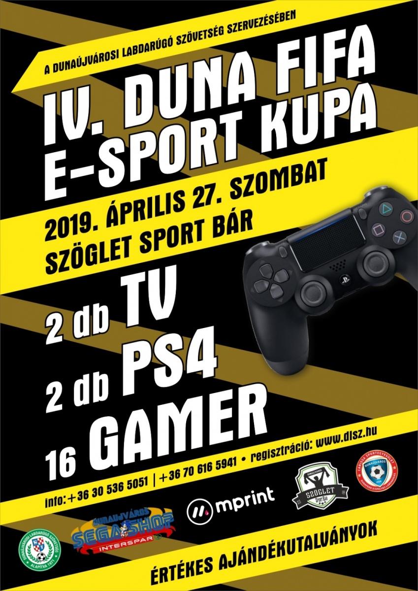 IV. Duna FIFA E-Sport Kupa