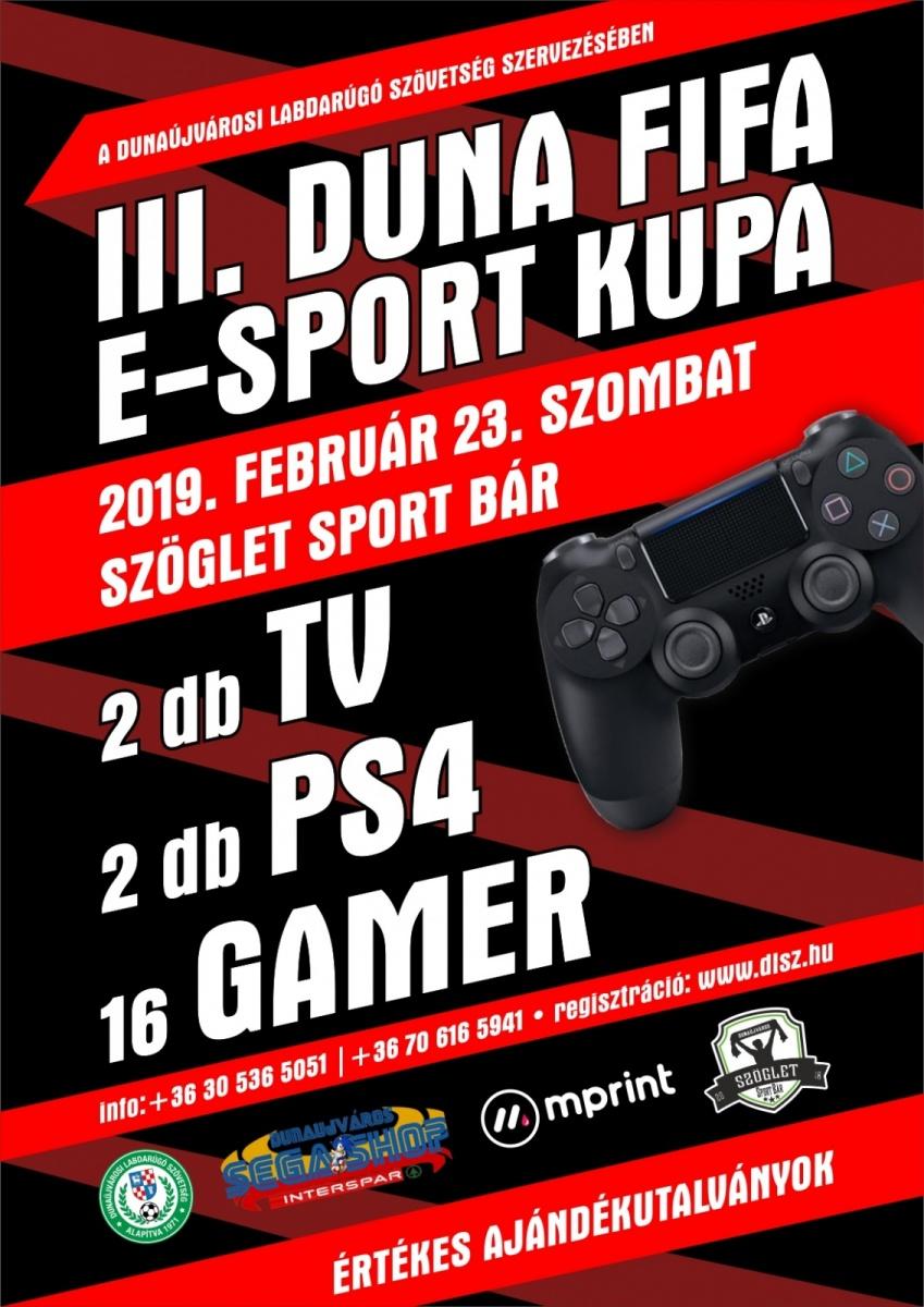III. Duna FIFA E-Sport Kupa