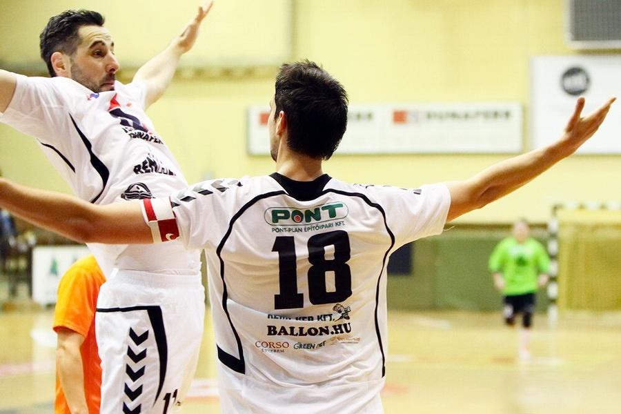 Futsal: az első pontokban bízva