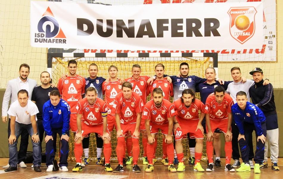 Dunaferr DF Futsal 2014