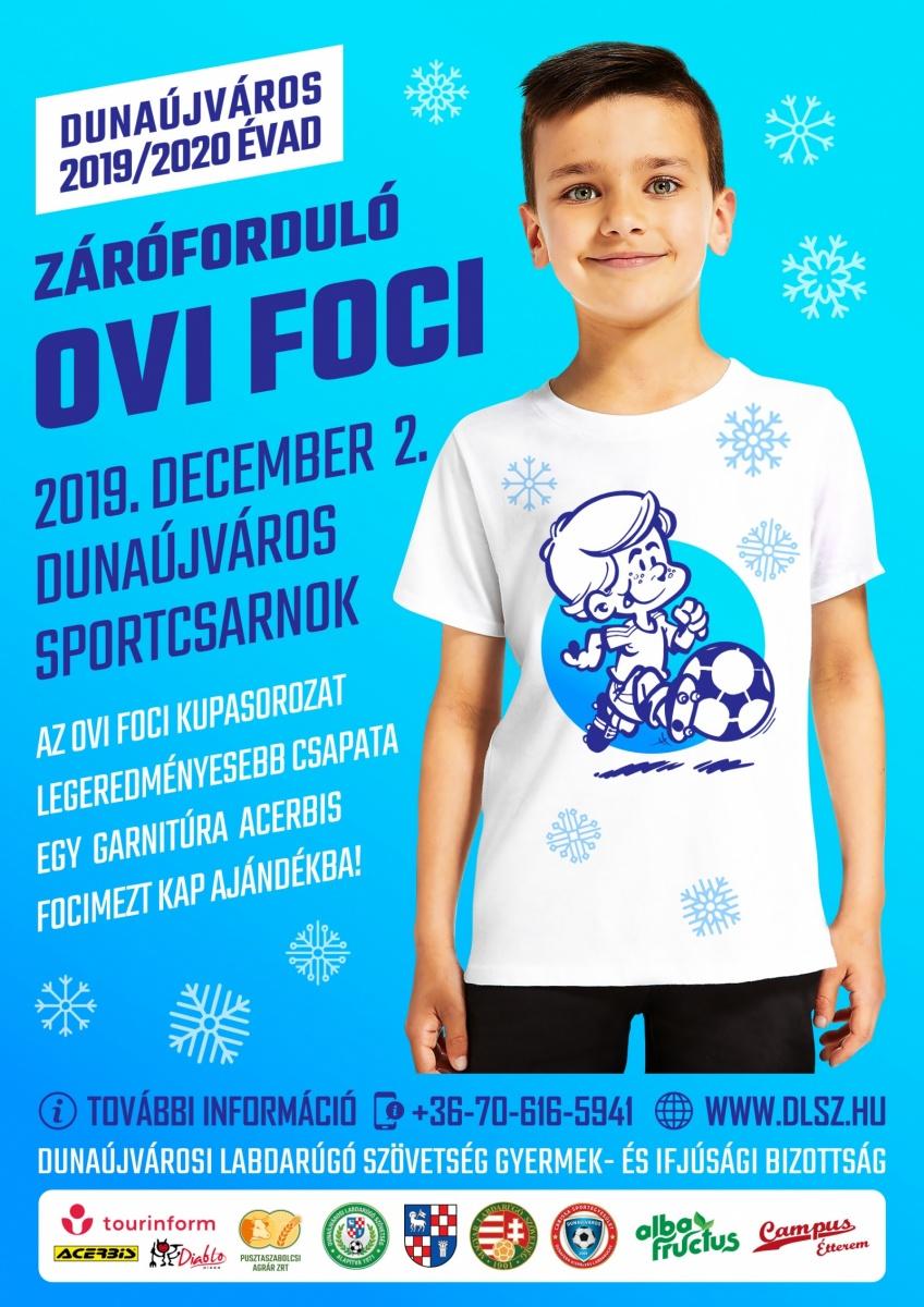 Dunaújvárosi Ovi Foci Kupa DLSZ