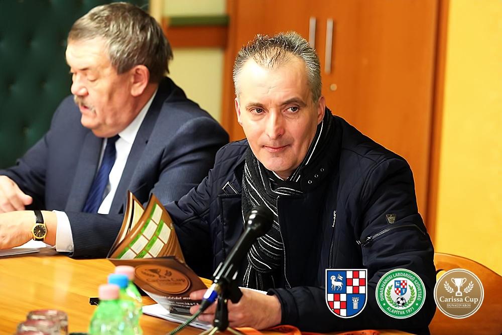 Cserna Gábor Dunaújváros MJV Polgármestere
