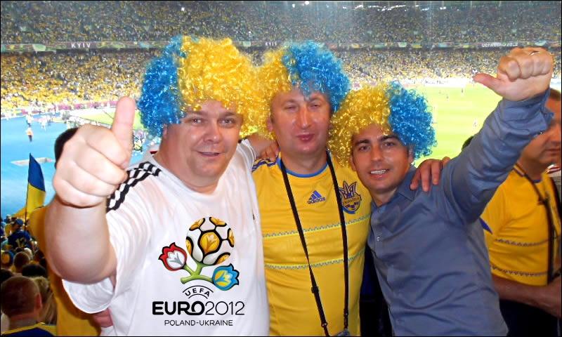 Európa Bajnokság 2012 Kijev Ukrajna 2 - 1 Svédország