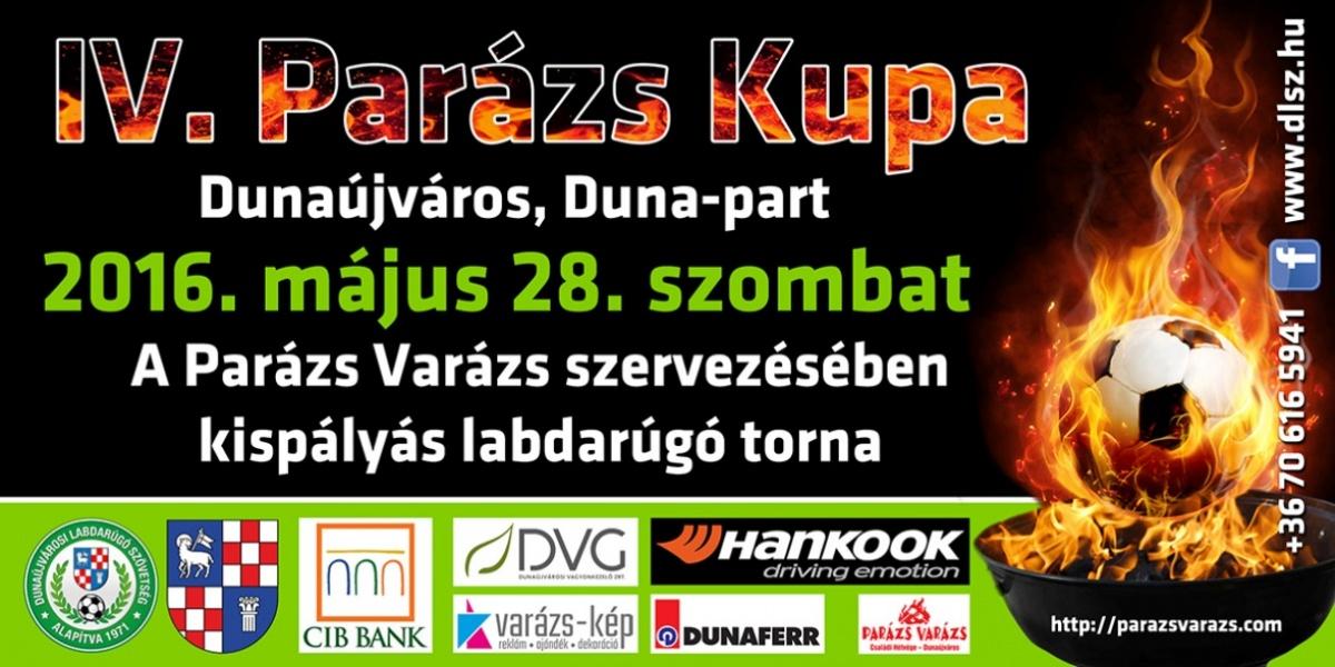 IV. Parázs Kupa Dunaújváros 2016