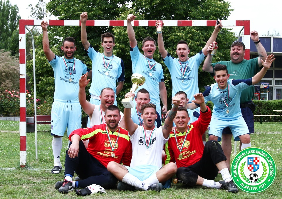II. Parázs Kupa Dunaújváros 2014