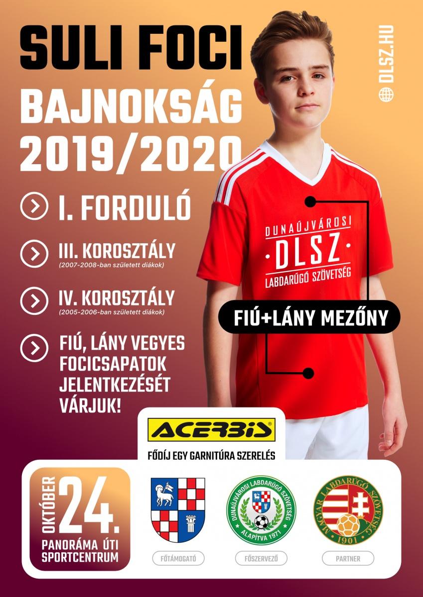 I. Forduló Suli Foci Bajnokság (III. és IV. Csoport)