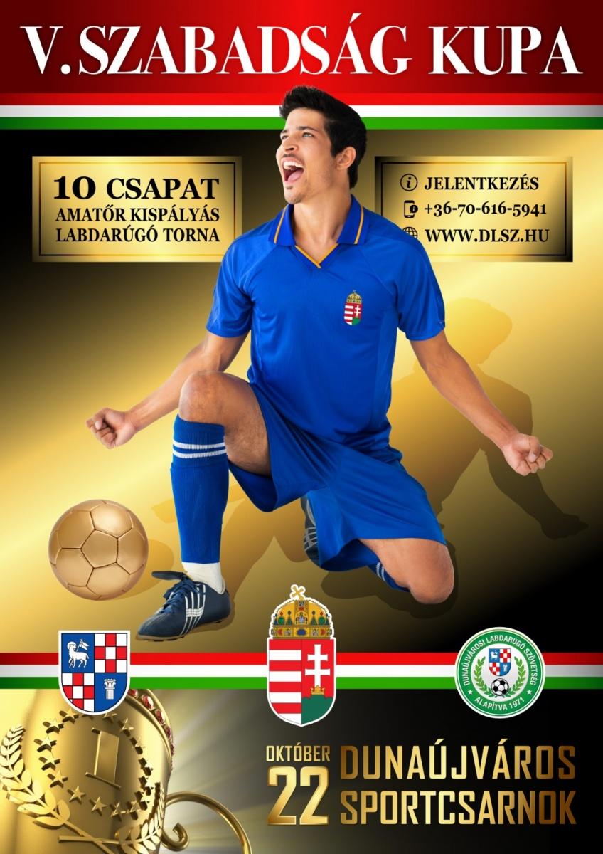 V. Szabadság Kupa Dunaújváros 624281a4e4