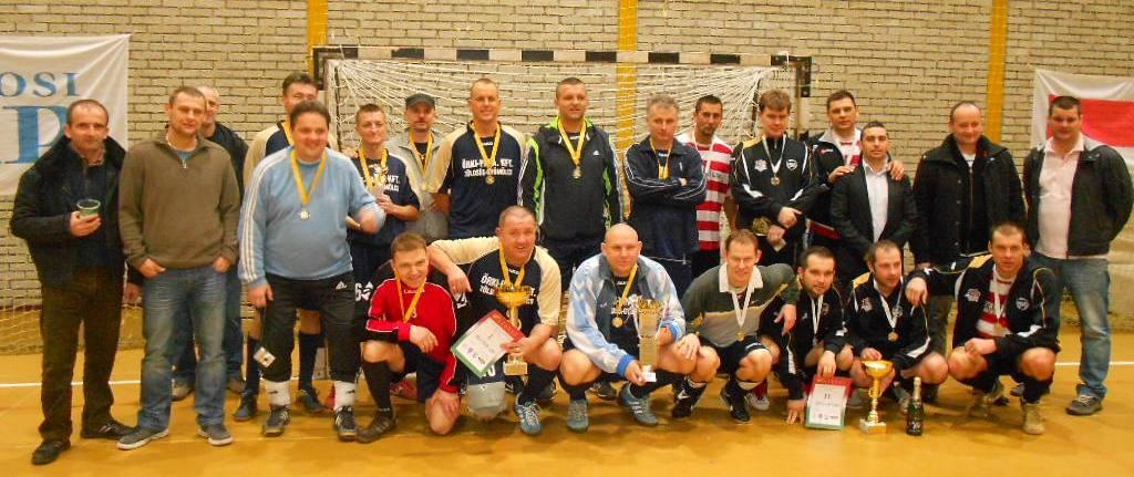 V. OLD BOYS FOCI KUPA 2011