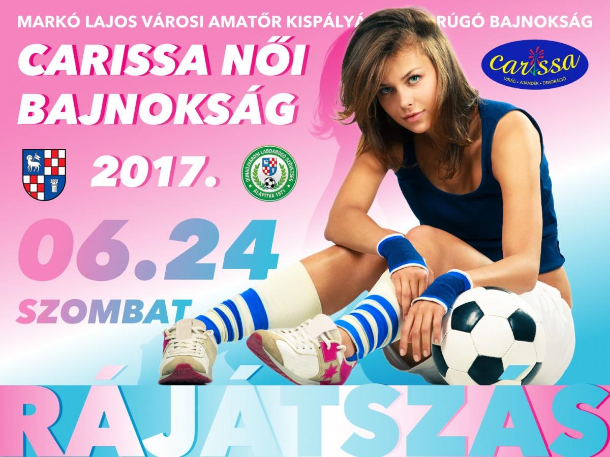 Carissa Női Bajnokság Rájátszás 2017