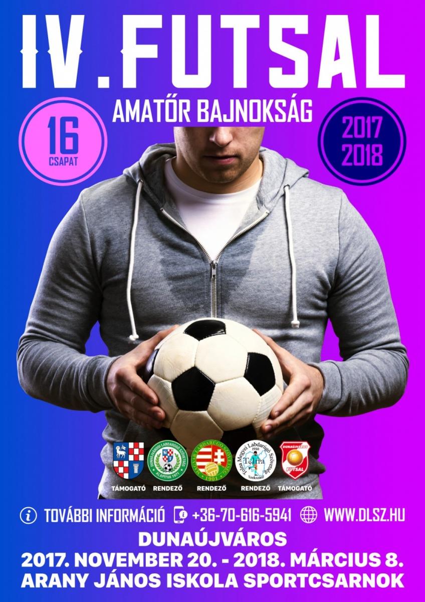 IV. Futsal Bajnokság Dunaújváros